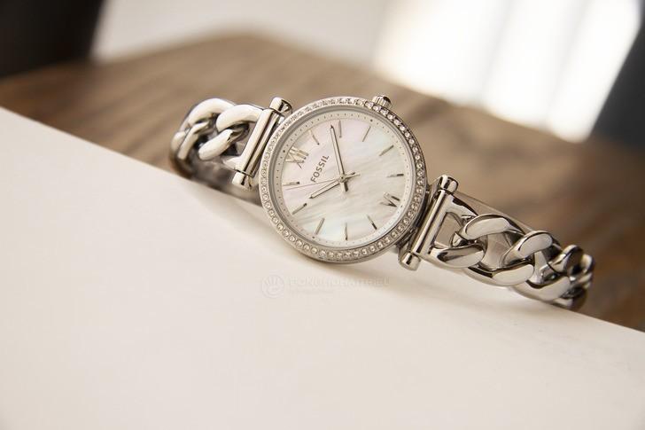 Đồng hồ Fossil ES4689 giá rẻ, thay pin miễn phí trọn đời - Ảnh 7