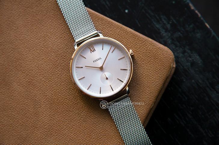 Đồng hồ Fossil ES4703 giá rẻ, thay pin miễn phí trọn đời - Ảnh 8