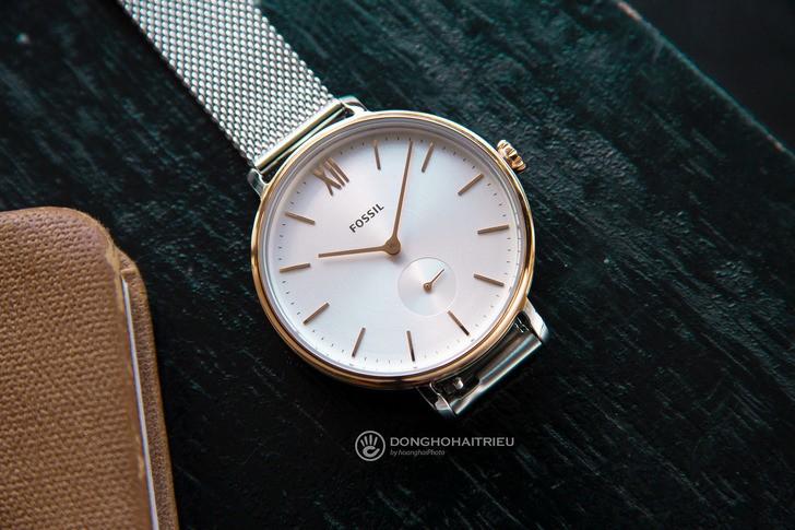 Đồng hồ Fossil ES4703 giá rẻ, thay pin miễn phí trọn đời - Ảnh 7