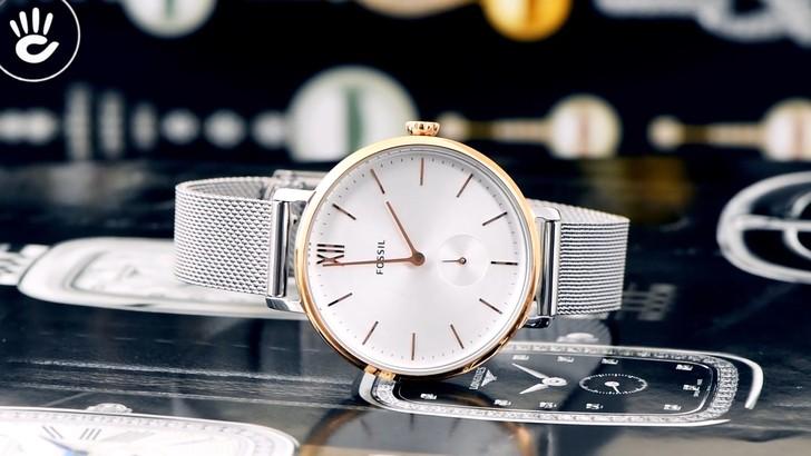 Đồng hồ Fossil ES4703 giá rẻ, thay pin miễn phí trọn đời - Ảnh 1