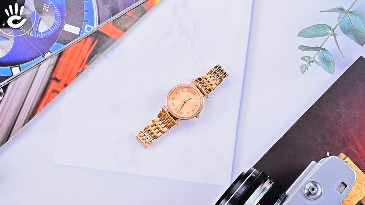 Đồng hồ Fossil ES4711 giá rẻ, thay pin miễn phí trọn đời - Ảnh 1