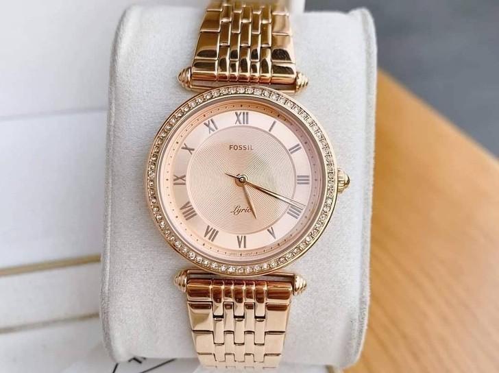 Đồng hồ Fossil ES4711 giá rẻ, thay pin miễn phí trọn đời - Ảnh 4