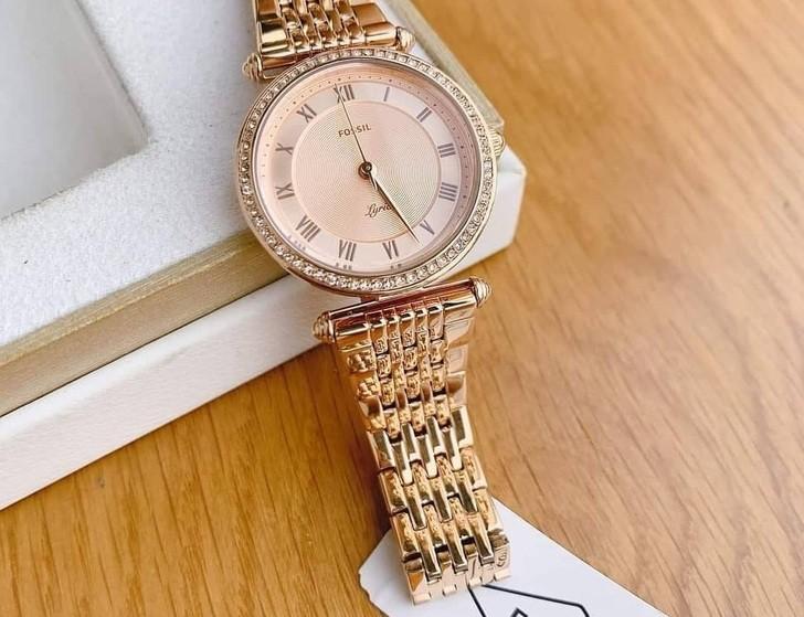 Đồng hồ Fossil ES4711 giá rẻ, thay pin miễn phí trọn đời - Ảnh 6