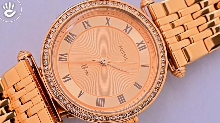 Đồng hồ Fossil ES4711 giá rẻ, thay pin miễn phí trọn đời - Ảnh 7