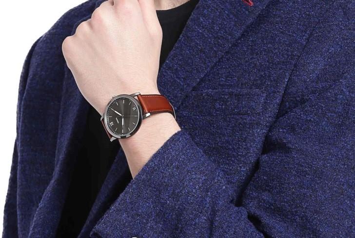 Đồng hồ Fossil FS5513: Lịch lãm và mạnh mẽ trong thiết kế - Ảnh 1