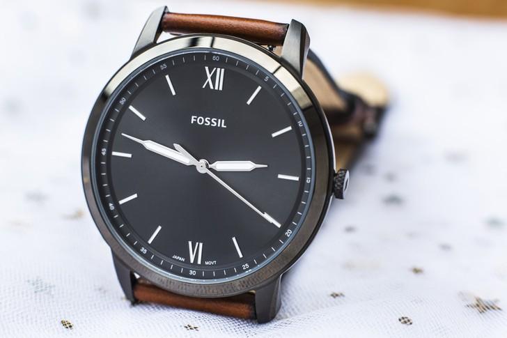 Đồng hồ Fossil FS5513: Lịch lãm và mạnh mẽ trong thiết kế - Ảnh 2
