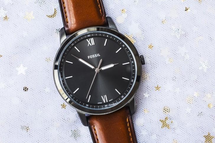 Đồng hồ Fossil FS5513: Lịch lãm và mạnh mẽ trong thiết kế - Ảnh 3