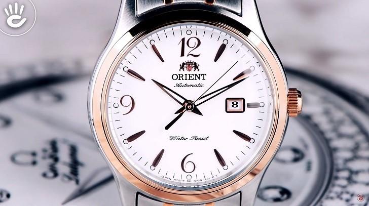 Đồng hồ Orient FNR1Q002W0 máy cơ Nhật, giá rẻ dành cho nữ - Ảnh: 4
