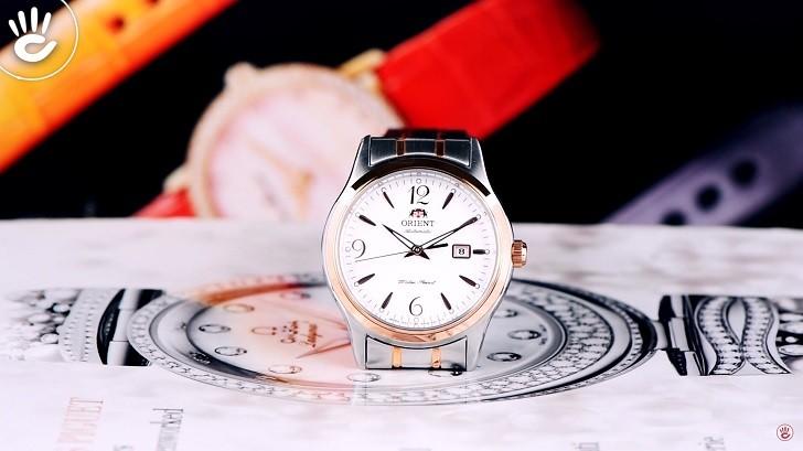 Đồng hồ Orient FNR1Q002W0 máy cơ Nhật, giá rẻ dành cho nữ - Ảnh: 6