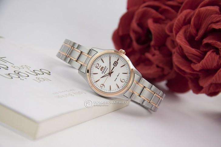 Đồng hồ Orient FNR1Q002W0 máy cơ Nhật, giá rẻ dành cho nữ - Ảnh: 8