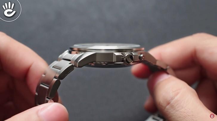 Đồng hồ Orient FEM7J005W9 cơ Nhật giá rẻ, lắp ráp in-house - Ảnh: 10