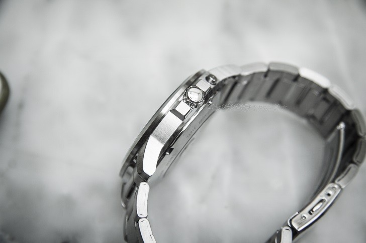 Đồng hồ Orient FEM7J005W9 cơ Nhật giá rẻ, lắp ráp in-house - Ảnh: 3