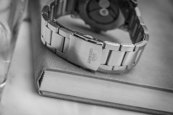 Đồng hồ Orient FEM7J005W9 cơ Nhật giá rẻ, lắp ráp in-house - Ảnh: 9