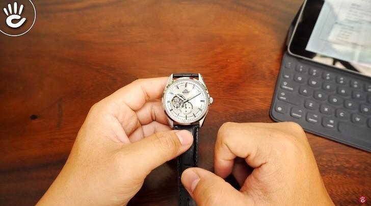 Đồng hồ Orient RA-AR0004S10B máy cơ Nhật, trữ cót 50 giờ - Ảnh: 2