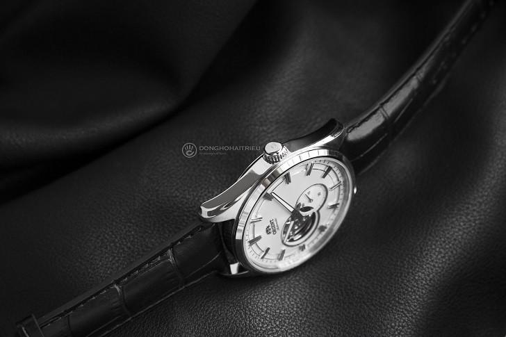 Đồng hồ Orient RA-AR0004S10B máy cơ Nhật, trữ cót 50 giờ - Ảnh: 4