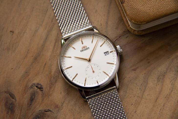 Đồng hồ nam Orient RA-SP0007S10B giá rẻ thay pin miễn phí - Ảnh 1