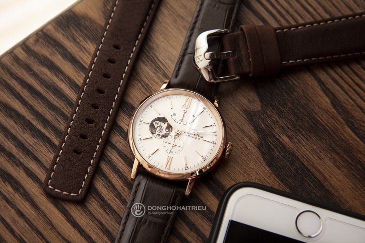 Đồng hồ Orient Star RE-AV0001S00B cơ lộ máy (automatic) - Ảnh: 2