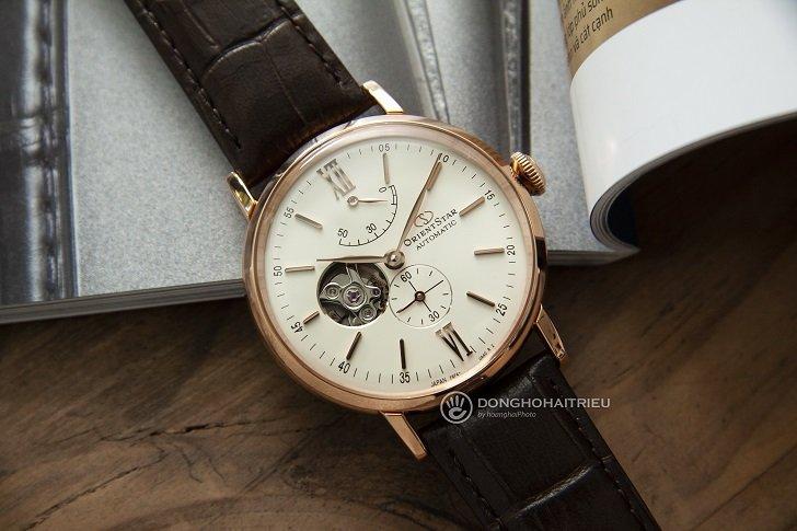 Đồng hồ Orient Star RE-AV0001S00B cơ lộ máy (automatic) - Ảnh: 5