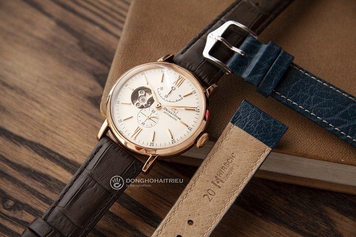Đồng hồ Orient Star RE-AV0001S00B cơ lộ máy (automatic) - Ảnh: 6