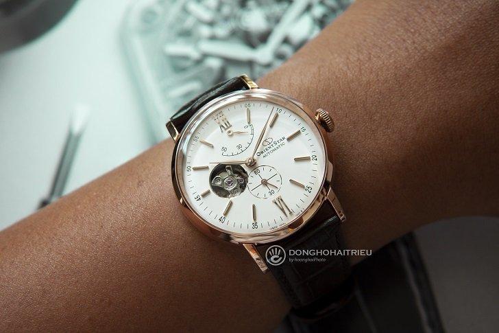 Đồng hồ Orient Star RE-AV0001S00B cơ lộ máy (automatic) - Ảnh: 8