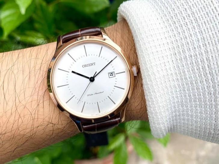 Đồng hồ Orient RF-QD0001S10B thiết kế tinh tế, lịch lãm - Ảnh 1