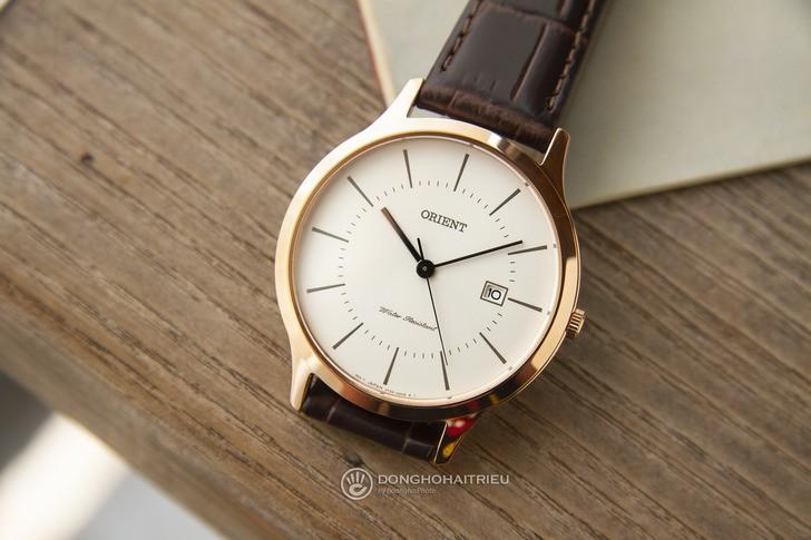 Đồng hồ Orient RF-QD0001S10B thiết kế tinh tế, lịch lãm - Ảnh 2