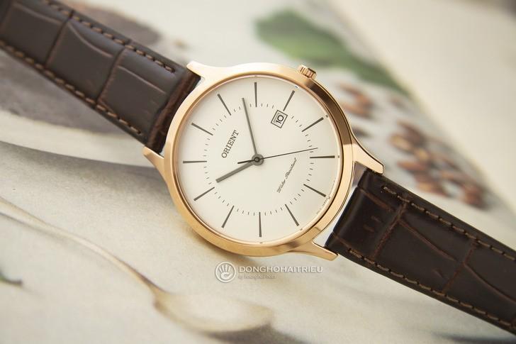 Đồng hồ Orient RF-QD0001S10B thiết kế tinh tế, lịch lãm - Ảnh 3