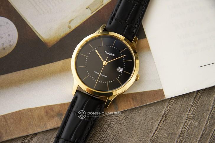 Đồng hồ Orient RF-QD0002B10B 100% máy Nhật, siêu mỏng 7mm - Ảnh 1