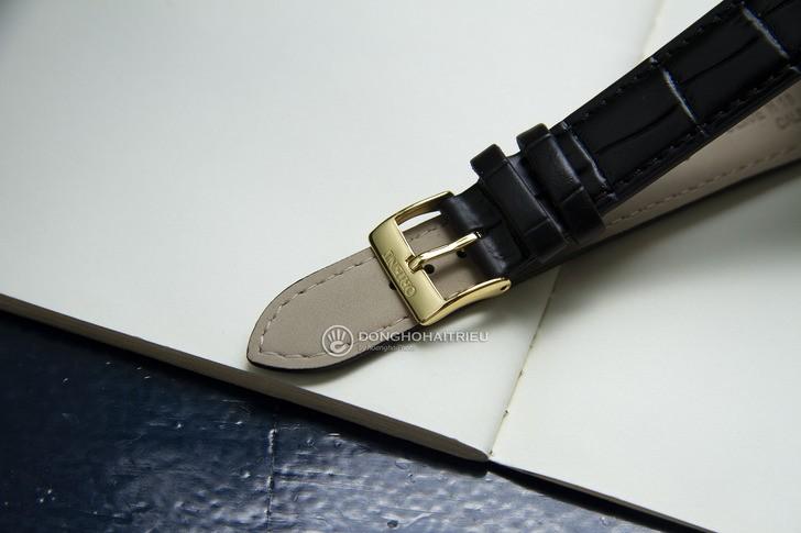 Đồng hồ Orient RF-QD0002B10B 100% máy Nhật, siêu mỏng 7mm - Ảnh 4