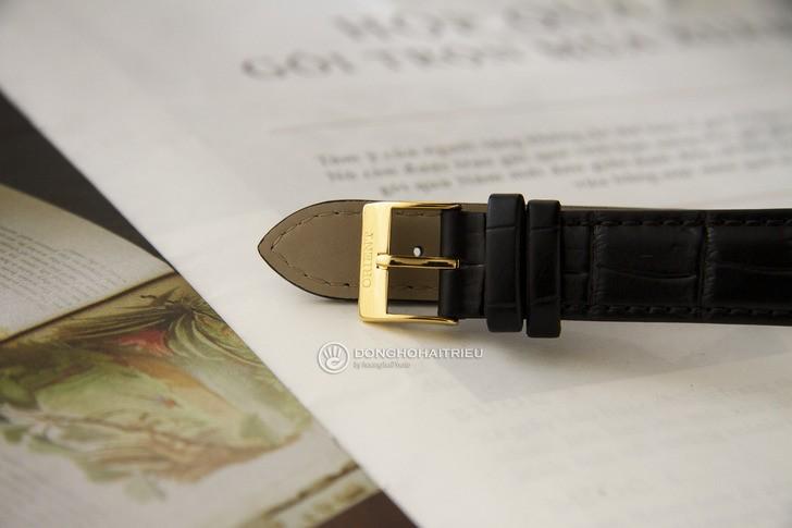 Đồng hồ Orient RF-QD0002B10B 100% máy Nhật, siêu mỏng 7mm - Ảnh 5