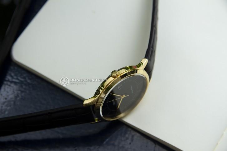 Đồng hồ Orient RF-QD0002B10B 100% máy Nhật, siêu mỏng 7mm - Ảnh 6