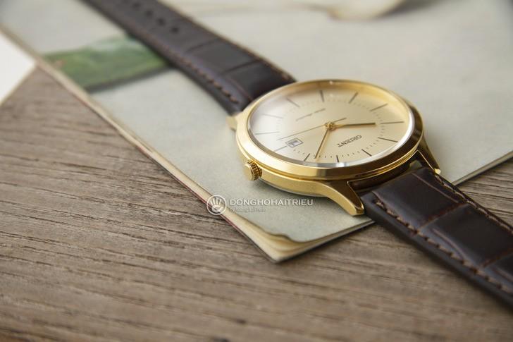 Đồng hồ Orient RF-QD0003G10B 100% máy Nhật, siêu mỏng 7mm - Ảnh 7