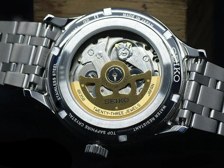 Đồng hồ Seiko SRPD39J1 giá rẻ, thay pin miễn phí trọn đời - Ảnh 5