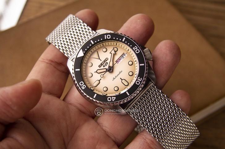 Đồng hồ Seiko SRPD67K1: Toàn diện từ thiết kế đến bộ máy - Ảnh 1