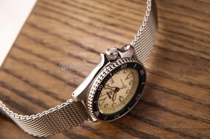 Đồng hồ Seiko SRPD67K1: Toàn diện từ thiết kế đến bộ máy - Ảnh 3