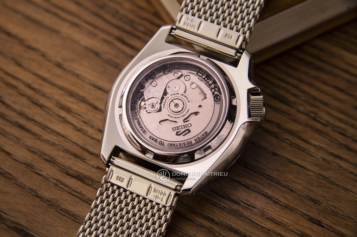 Đồng hồ Seiko SRPD67K1: Toàn diện từ thiết kế đến bộ máy - Ảnh 5