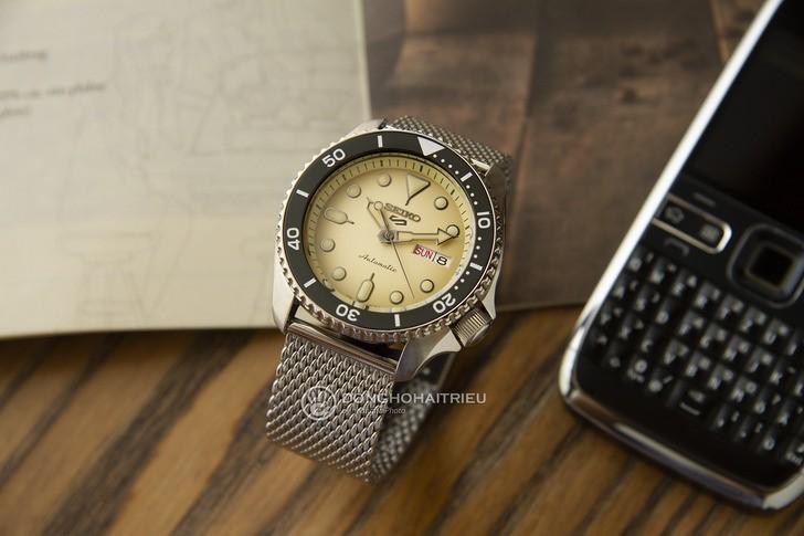 Đồng hồ Seiko SRPD67K1: Toàn diện từ thiết kế đến bộ máy - Ảnh 6