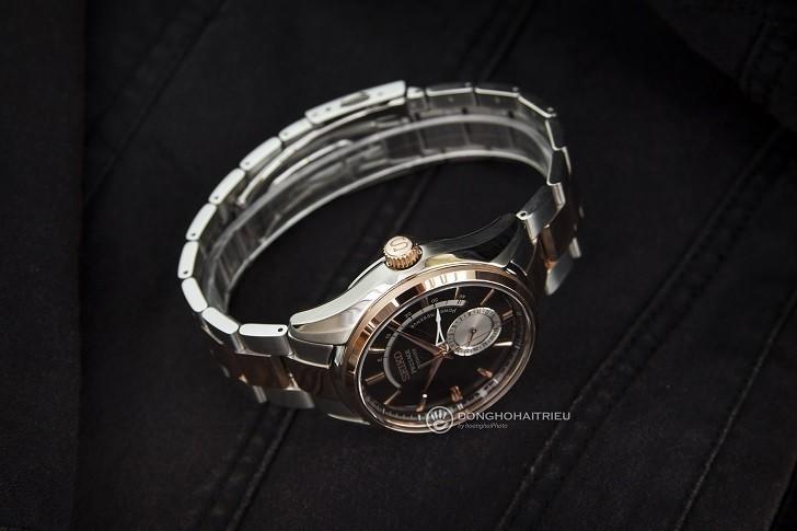 Đồng hồ Seiko Presage SSA354J1 máy cơ, trữ cót 40 giờ - Ảnh: 4