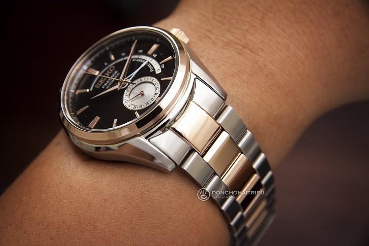 Đồng hồ Seiko Presage SSA354J1 máy cơ, trữ cót 40 giờ - Ảnh: 5