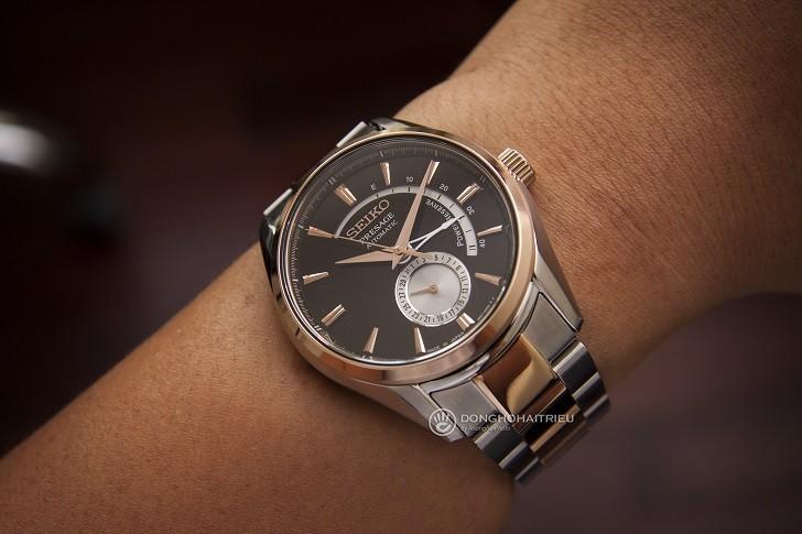 Đồng hồ Seiko Presage SSA354J1 máy cơ, trữ cót 40 giờ - Ảnh: 6