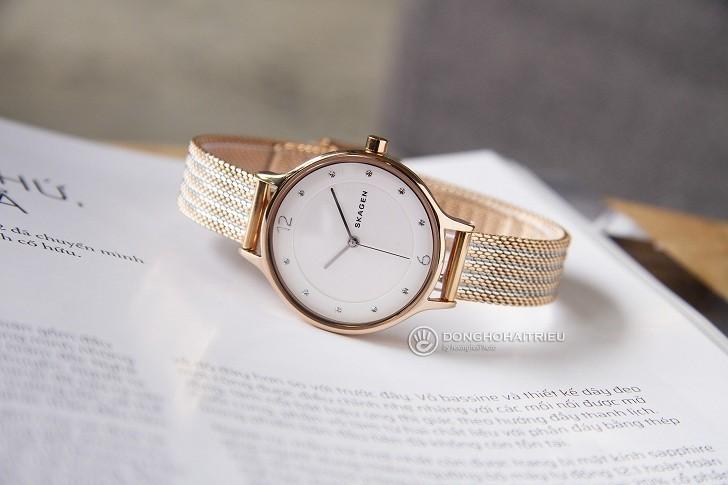 Đồng hồ Skagen SKW2749 giá rẻ, thay pin miễn phí trọn đời - Ảnh 2