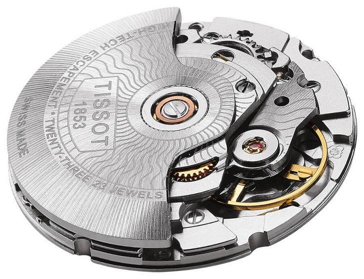 Đồng hồ Tissot T099.407.16.058.00 thời gian trữ cót 80 giờ hình 11