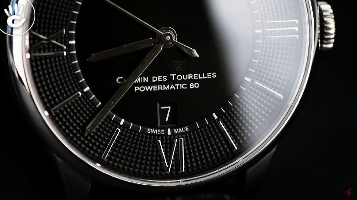 Đồng hồ Tissot T099.407.16.058.00 thời gian trữ cót 80 giờ hình 3