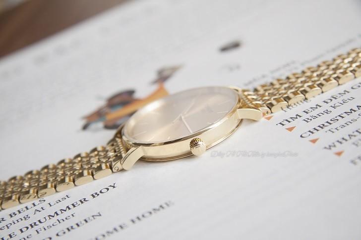 Đồng hồ Tissot T109.410.33.021.00 Thụy Sỹ, mạ PVD sang trọng - Ảnh: 5