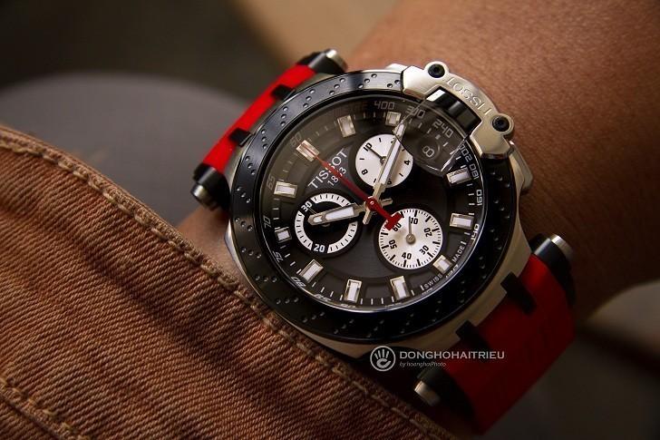 Đồng hồ Tissot T-Race T115.417.27.051.00 chịu nước 10ATM Hinh 3