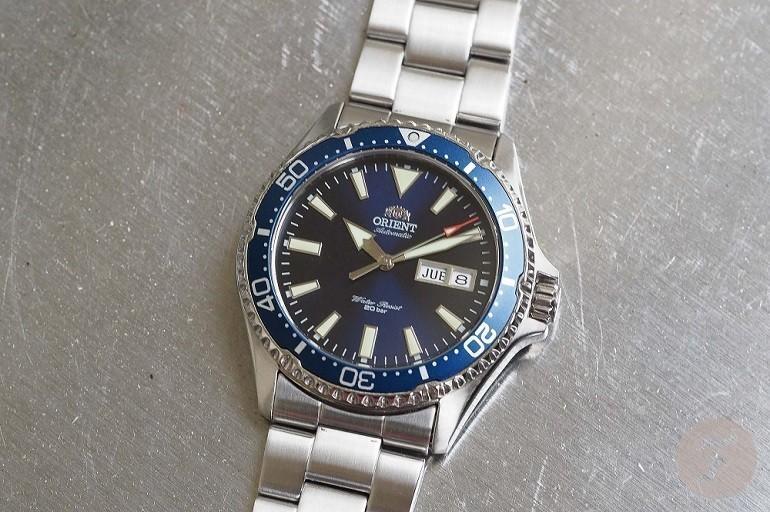 5 lưu ý khi mua đồng hồ Orient cũ dành cho người chơi - Ảnh: 1