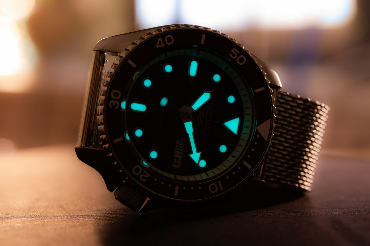 Seiko 5 2019 Suits style SRPD73K1