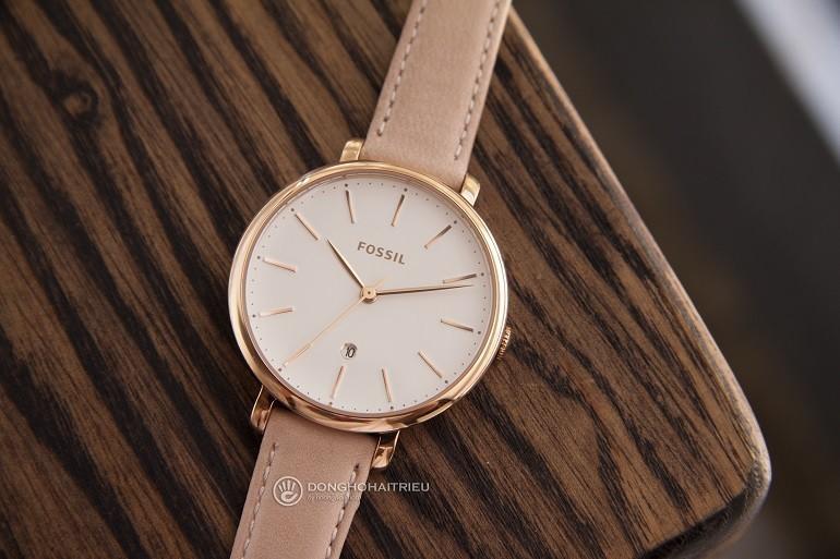 Các thương hiệu đồng hồ nổi tiếng, giá bình dân tại Việt Nam- Ảnh: Fossil ES4369