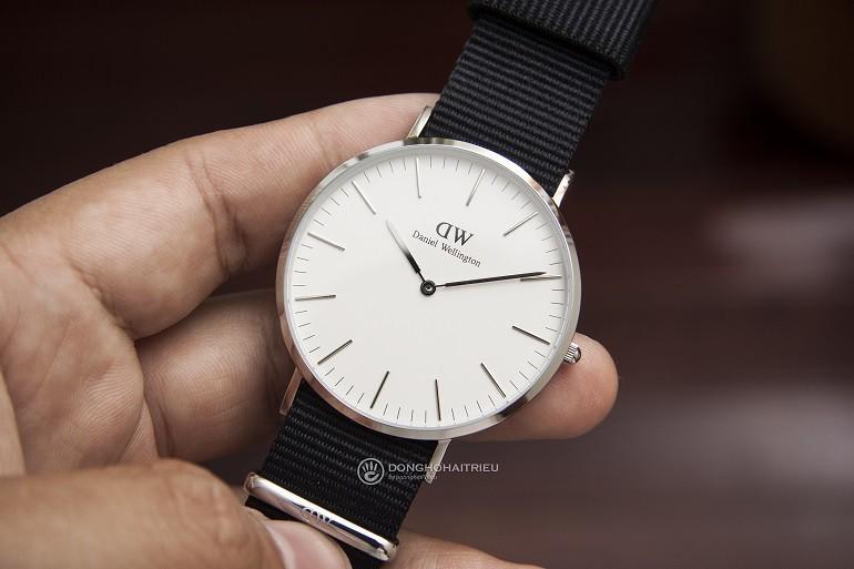 Các thương hiệu đồng hồ nổi tiếng, giá bình dân tại Việt Nam- Ảnh: Daniel Wellington DW00100258