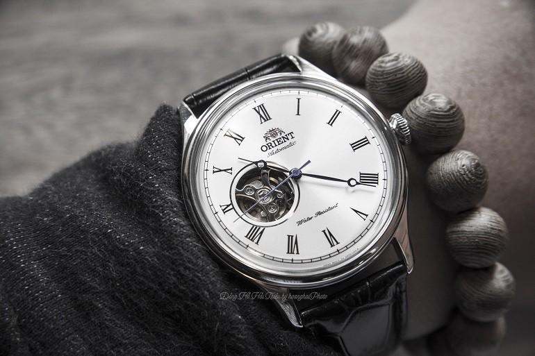 Các thương hiệu đồng hồ nổi tiếng, giá bình dân tại Việt Nam- Ảnh: Orient FAG00003W0